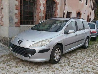 usata Peugeot 307 1.6 HDI 90cv Solo Export