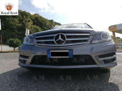usata Mercedes 220 Classe C Station WagonCDI BlueEFFICIENCY Avantgarde usato