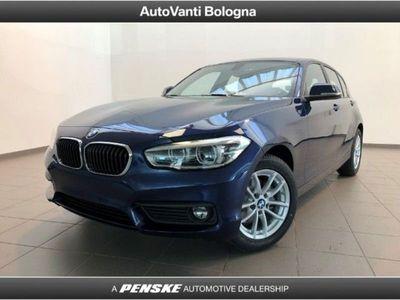usata BMW 116 Serie 1 d 5p. nuova a Granarolo dell'Emilia