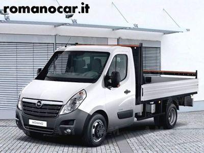 usata Opel Movano Telaio 35 2.3 CDTI 145CV S&S PL FWD Cassonato nuova a Termoli