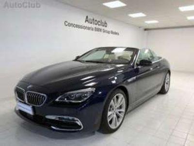 usata BMW 650 Cabriolet 650i Luxury