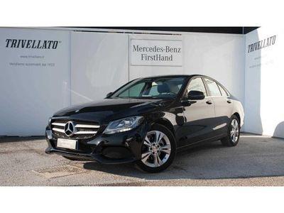 usata Mercedes C200 Classe C (W/S205)d Automatic Business