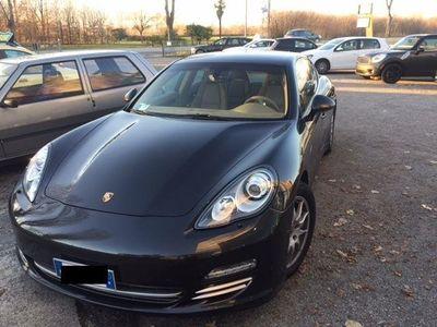 usata Porsche Panamera 3.0 Diesel Platinum Edition Sospensioni PASM