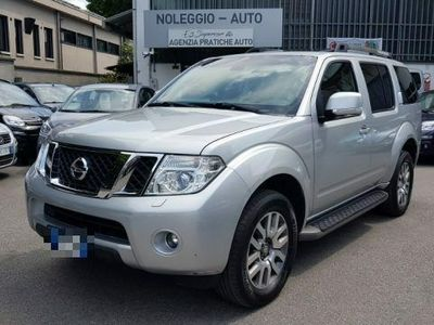second-hand Nissan Pathfinder 2.5 dCi LE 7 POSTI FULL OPTIONAL