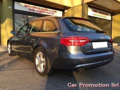 usata Audi A4 A4 4ª serieAvant 2.0 TDI 150 CV Business