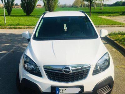 brugt Opel Mokka Mokka 1.6 Ecotec 115CV 4x2 Start&Stop