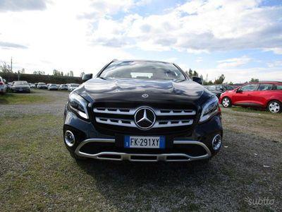 usata Mercedes GLA220 GLA 220d Automatic Sport