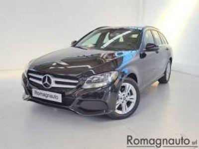 """usata Mercedes C200 d s.w. auto business - navi cerchi 17"""" diesel"""