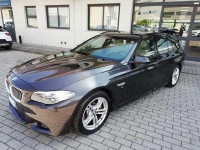 usata BMW 520 d touring xdrive Msport 184cv auto E6