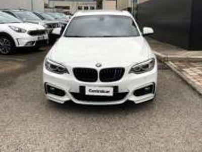 usata BMW 220 d Coupé Msport