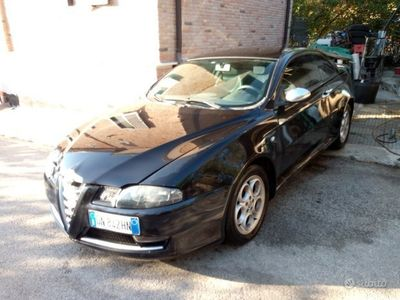 usata Alfa Romeo GT 1.9 JTDM Sport - 2008 Nero