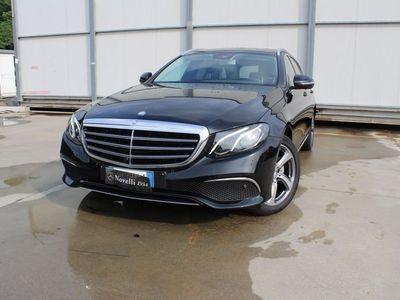 usata Mercedes E220 Classe ES.W. Auto AMG Line
