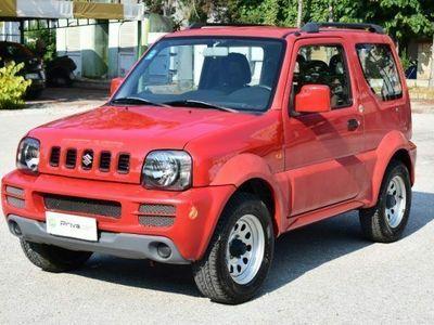 usata Suzuki Jimny 1.3i 16V cat 4WD JX