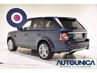 usata Land Rover Range Rover Sport 3.0 SDV6 AUTOBIOGRAPHY AUT PELLE NAVI XENON TELECA