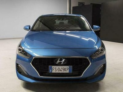 used Hyundai i30 FB 1.4 T-GDI DCT 5 porte Style