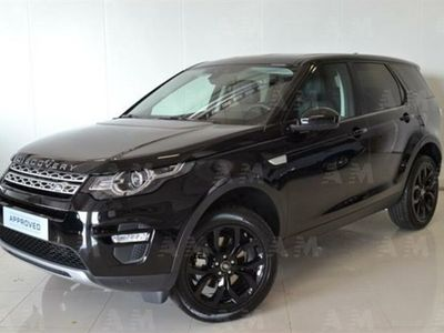 used Land Rover Discovery Sport 2.0 TD4 180 CV HSE del 2018 usata a Pineto