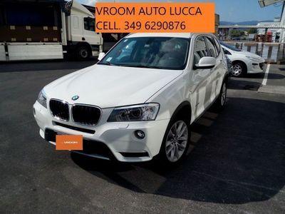 brugt BMW X3 X3 xDrive20d Eletta Anno 2012xDrive20d Eletta Anno 2012