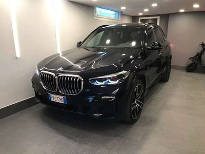 usata BMW X5 xDrive30d m sport