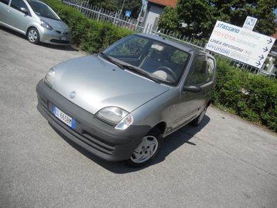 käytetty Fiat Seicento 1.1i cat Actual rif. 9781797