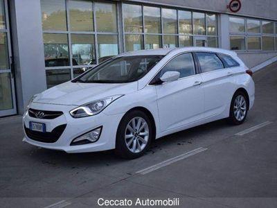 usado Hyundai i40 i40Wagon 1.7 CRDi 136CV Business
