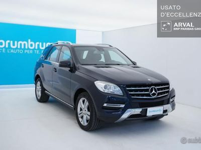 usata Mercedes ML250 250 BT Sport 4matic Auto 204cv