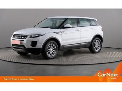 brugt Land Rover Range Rover evoque 2.2 Td4 Pure