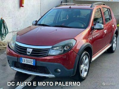 usata Dacia Sandero stepway.1.5 diesel 75cv.2010