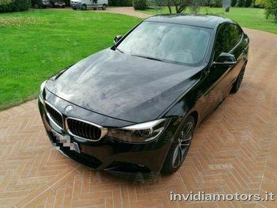 usata BMW 320 Serie 3 GT d xDrive Msport usato