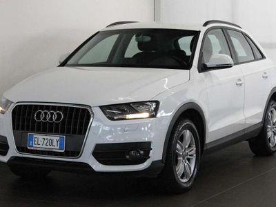 used Audi Q3 2.0 TDI Advanced
