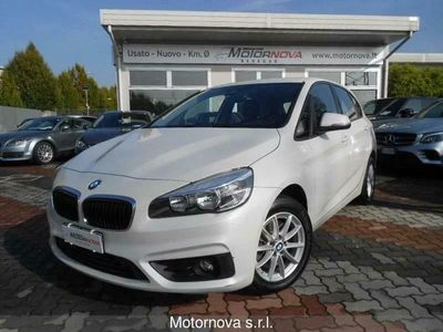 usata BMW 220 Active Tourer 220d xDrive Active Tourer Luxury aut. d xDrive Luxury aut.