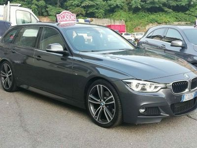 usata BMW 320 d Drive Touring Business M sport aut.