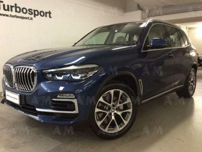 usata BMW X5 xDrive30d Xline del 2019 usata a Imola