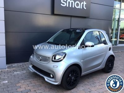 brugt Smart ForFour fortwo coupé 90 turbo twinamic Passion