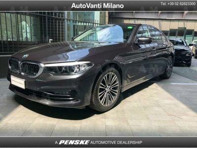 usata BMW 520 Serie 5 (G30/G31) d Sport