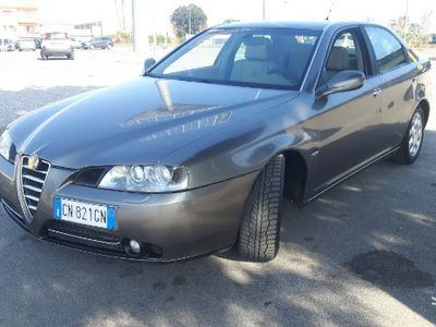 usado Alfa Romeo 166 2.4 JTD cv 150 anno fine 2004