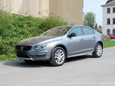 used Volvo S60 CC Cross Country D3 Geartronic Pro Navi A
