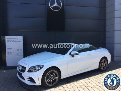 gebraucht Mercedes C220 CLASSE C CABRIOd Auto 4MATIC PREMIUM