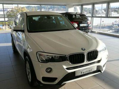 usata BMW X3 sDrive 18d Business aut.