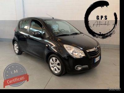 usado Opel Agila 1.2 16V 86CV GPL-TECH Enjoy + UNICOPRO
