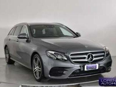 usata Mercedes E350 S.W. AMG Line NAVI + C.19´´ MBUX CAMERA Diesel