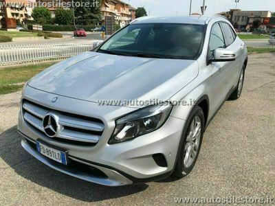 usata Mercedes GLA220 d Automatic Sport