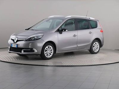 usata Renault Grand Scénic 1.5 Dci 110hp Eu6 S&S Limited