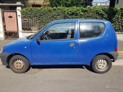 usata Fiat 600 - 2002. 82.000km FUNZIONANTE
