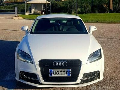 usata Audi TT S-line 4x4 DIESEL
