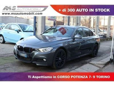 usata BMW 335 dA xDrive Msport Berlina Unicoproprietario