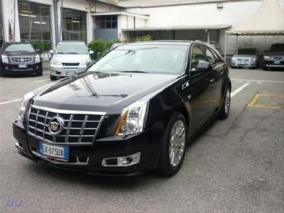 usata Cadillac CTS 3.6 V6 Wagon AWD GPL