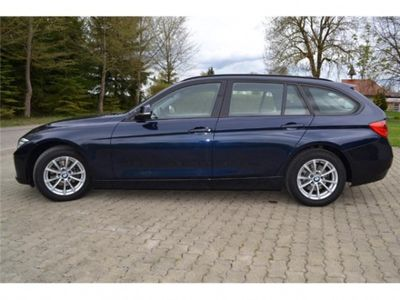 brugt BMW 316 d Touring Luxury