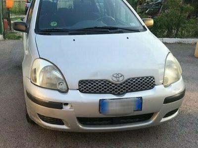 usata Toyota Yaris 1.4diesel