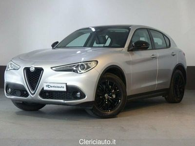 usata Alfa Romeo Stelvio 2.2 Turbodiesel 210 CV AT8 Q4 Executive (NAVI)