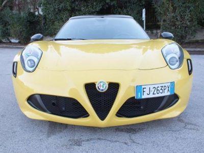 usata Alfa Romeo 4C SpiderCARBON EDITION